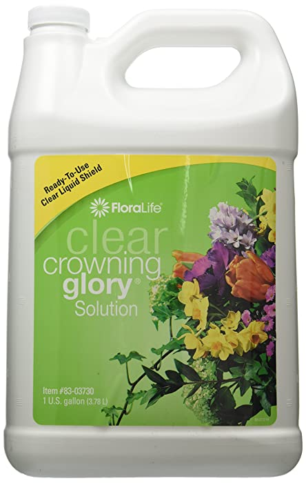 Floralife Clear Crowning Glory - 1 Gallon