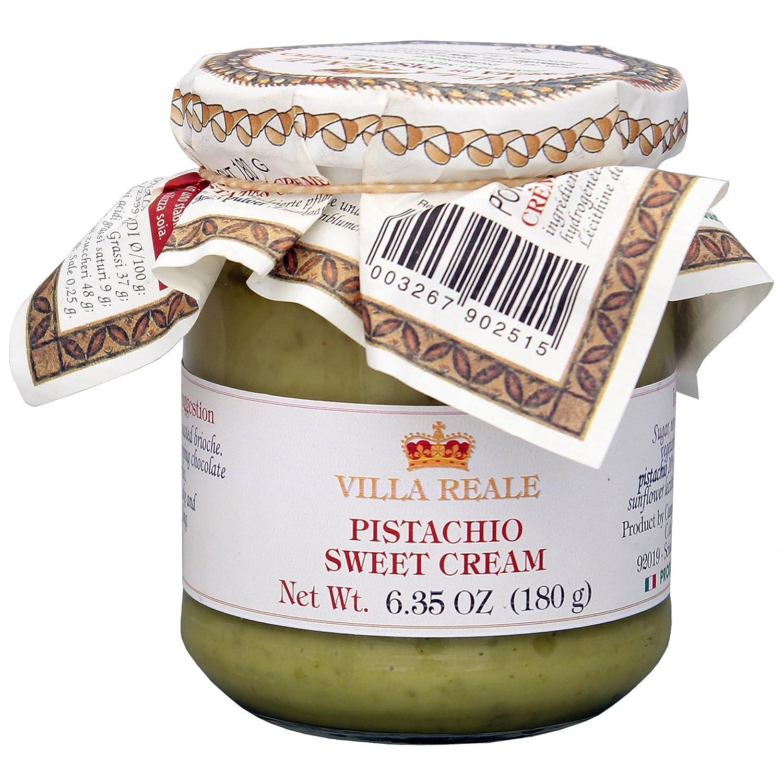 Amazon.com : Villa Reale Pistachio Spread, 6.35 Ounce, Pack of 1 ...