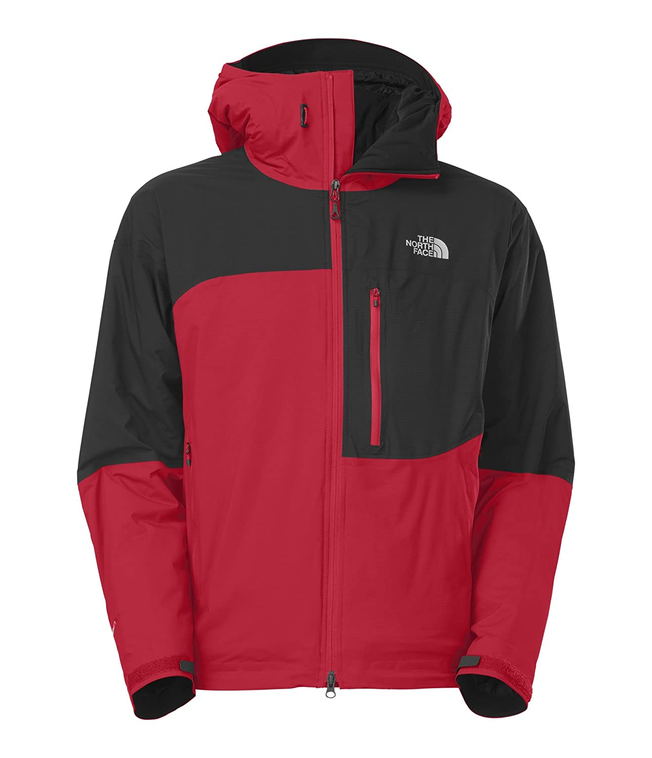 80ebe2c0e THE NORTH FACE Summit Series Mens Makalu Insulated Jacket LG Red ...
