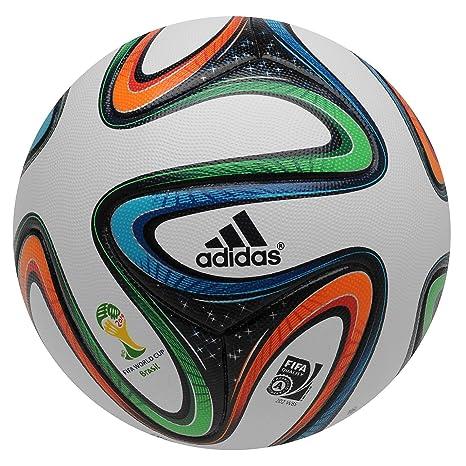 f18c8a6536d97 adidas Oficial Brazuca Copa Mundial de la FIFA Brasil 2014 Top Replique  fútbol tamaño de la