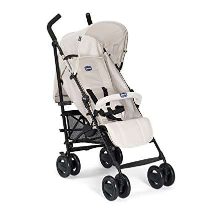 Chicco London - Silla de paseo, 7.2 kg, compacta y manejable, color beige