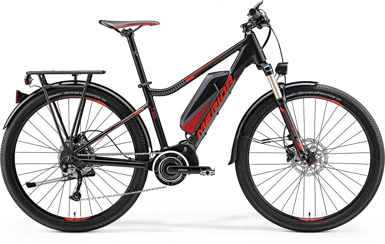 52481dd4670  Merida Ebig. Tour 27.5 M 44 cm Black Grey Red Bike  Amazon.co.uk  Sports    Outdoors