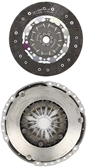 LUK 624329709 SAC Clutch Kit