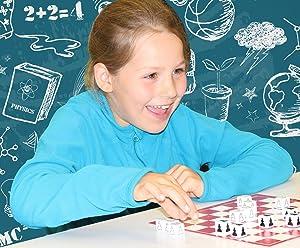 Ches Junior game