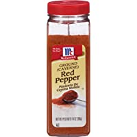 McCormick Ground Cayenne Red Pepper 140z