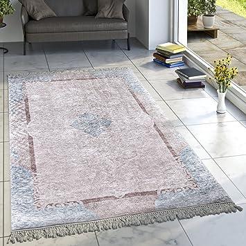 Amazon.de: Paco Home Designer Teppich Wohnzimmer Teppiche Orient ...
