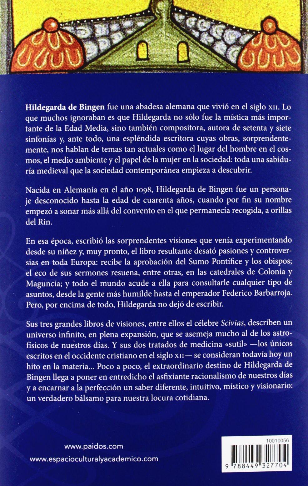 Hildegarda de Bingen: Una conciencia inspirada del siglo XII Testimonios: Amazon.es: Régine Pernoud, Alejandra González Bonilla: Libros