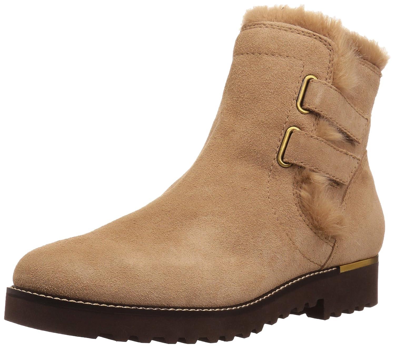 Franco Sarto Women's Crystal Ankle Boot B073VBS3LW 5 B(M) US|Sandstone