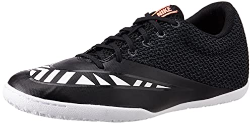 Diversidad Atlas fama  Buy Nike Men's MercurialX Pro Street Ic Black, White, Hot Lava, Anthracite  Football Boots -5.5 UK/India (38.5 EU)(6 US) at Amazon.in