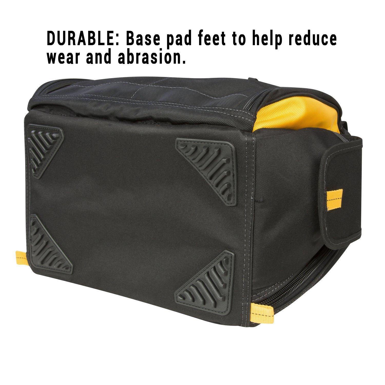 DEWALT DGL523 Lighted Tool Backpack Bag, 57-Pockets by DEWALT (Image #12)