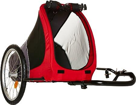 Mottez A018P4RA Fahrradträger auf Anhängerkupplung 4 Fahrräder – Premium Plattform