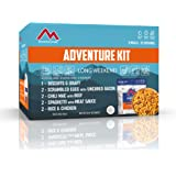 Mountain House Adventure Long Weekend Kit | Freeze Dried Camping & Backpacking Food | 16 Servings