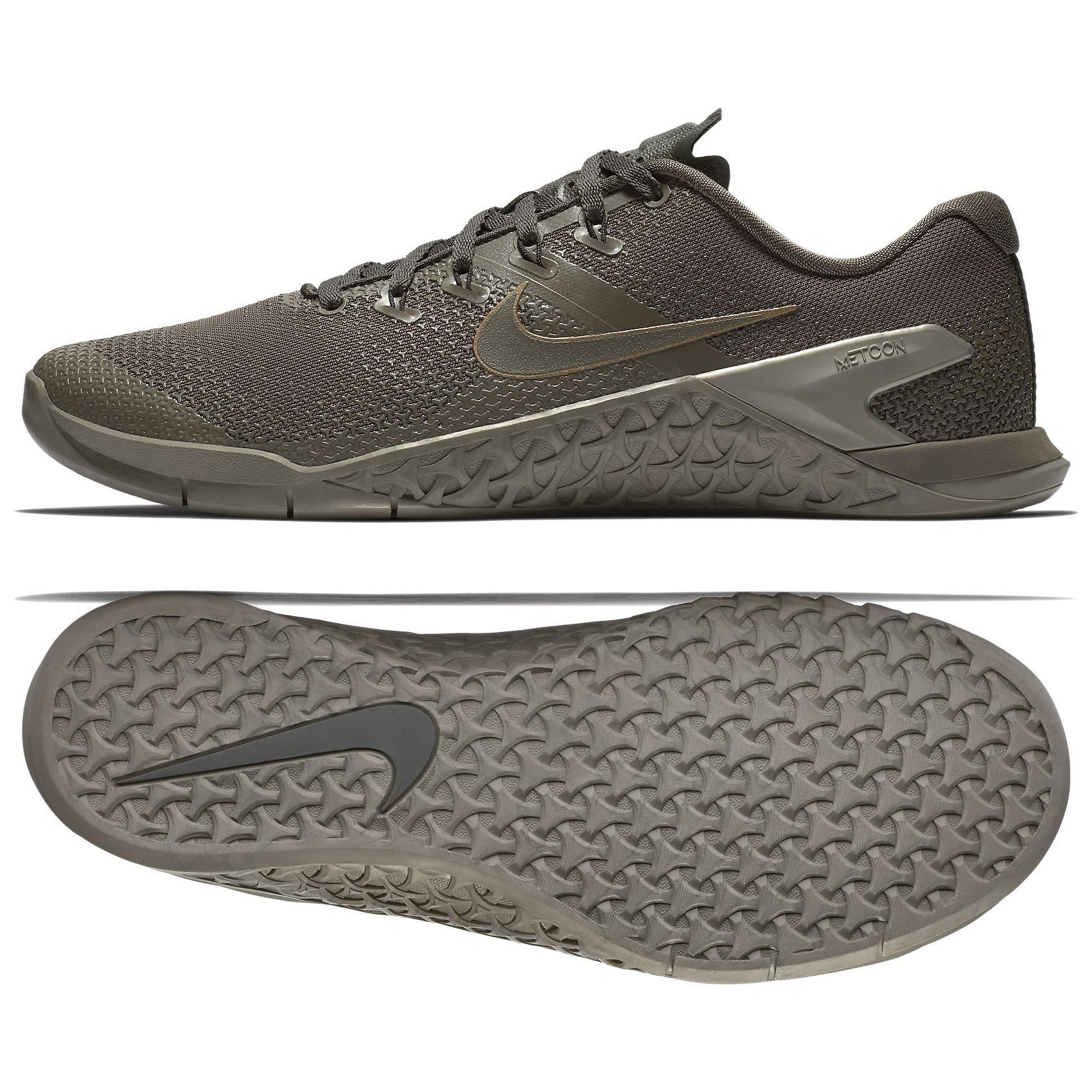 Nike Men's Metcon 4 Viking Quest Training Shoe RIDGEROCK/MTLC Pewter-Anthracite-Black 7.0