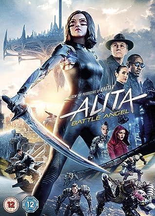 Alita: Battle Angel [ DVD ] [2019]: Amazon co uk: Rosa