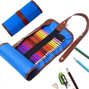 Amazon.com : Colored Pencils Set - 36 Premium Coloring Pencil ...