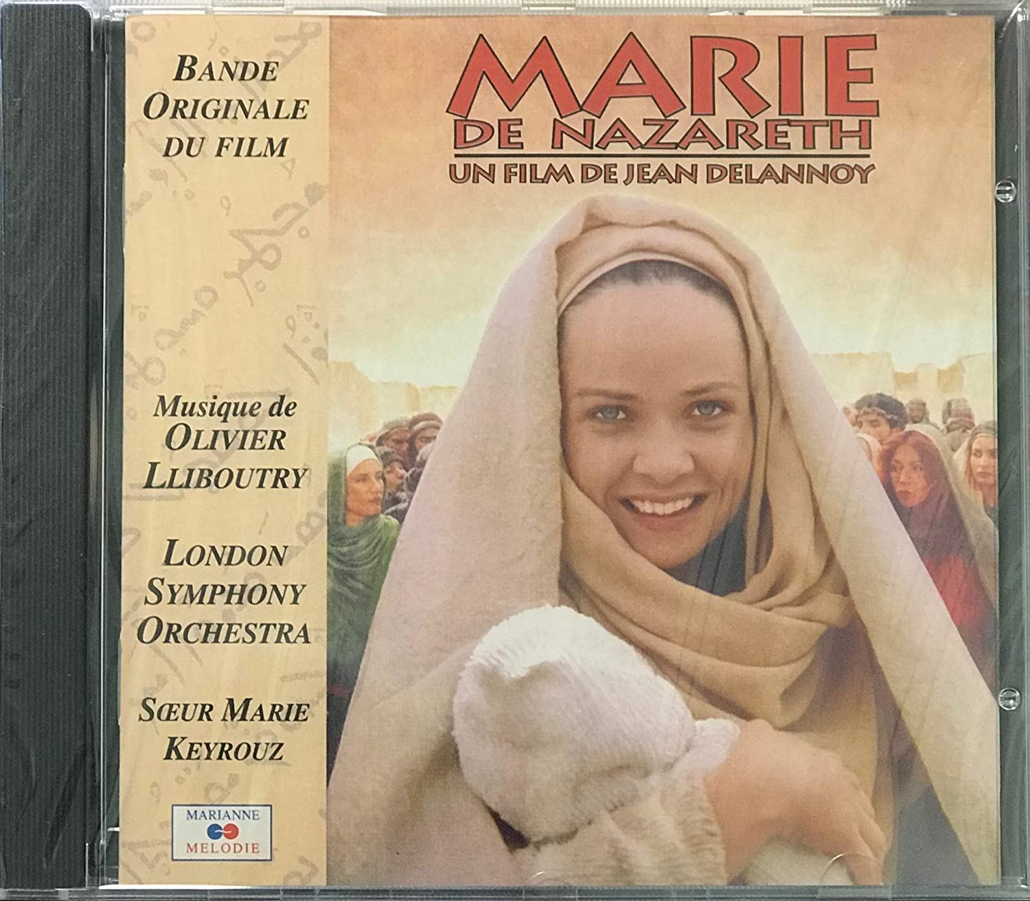 Olivier Lliboutry Marie De Nazareth Amazon Com Music