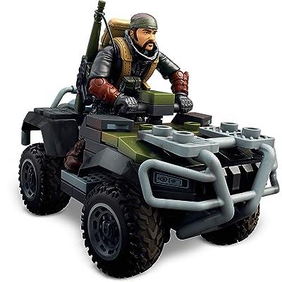 Mega Construx Call of Duty ATV Raid: Toys & Games
