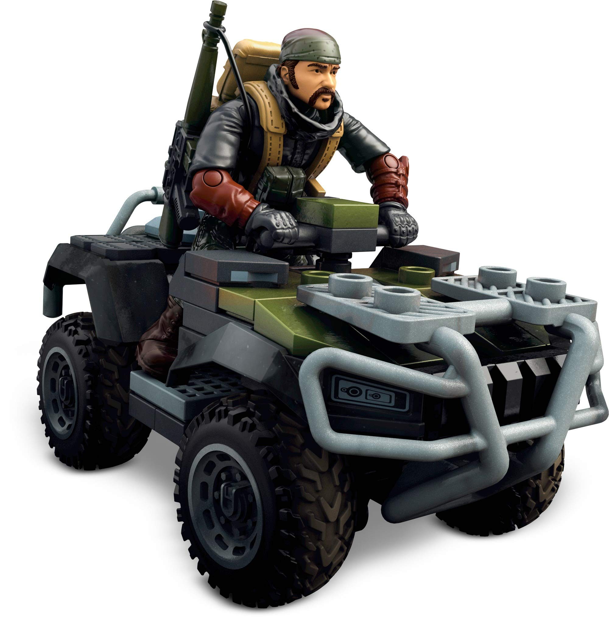 Mega Construx Call of Duty ATV Raid