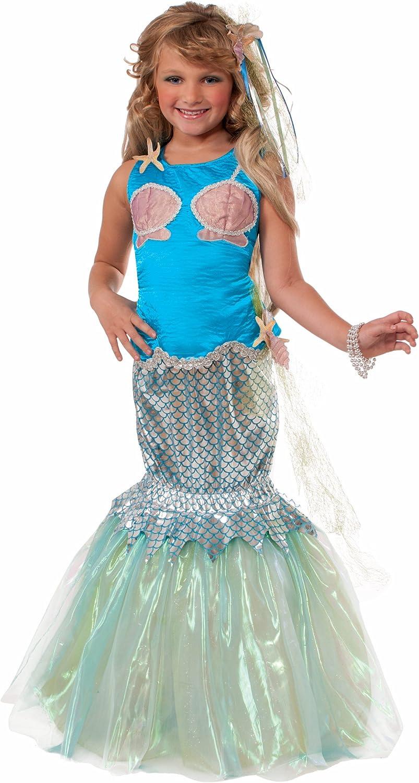 Forum Designer Collection Deluxe Mermaid Child Costume