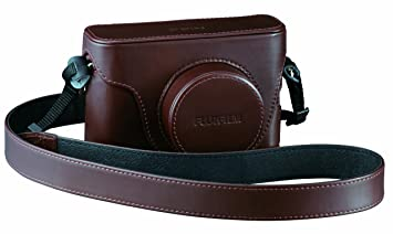 Fujifilm X100 Camera Case (Brown) <span at amazon