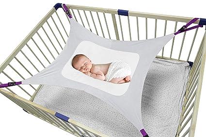 Amazon.com: HONYEA Hamaca para cuna de bebé recién nacido ...