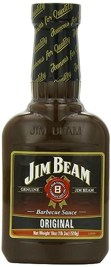 Jim Beam - Salsa Original americana para Barbacoa