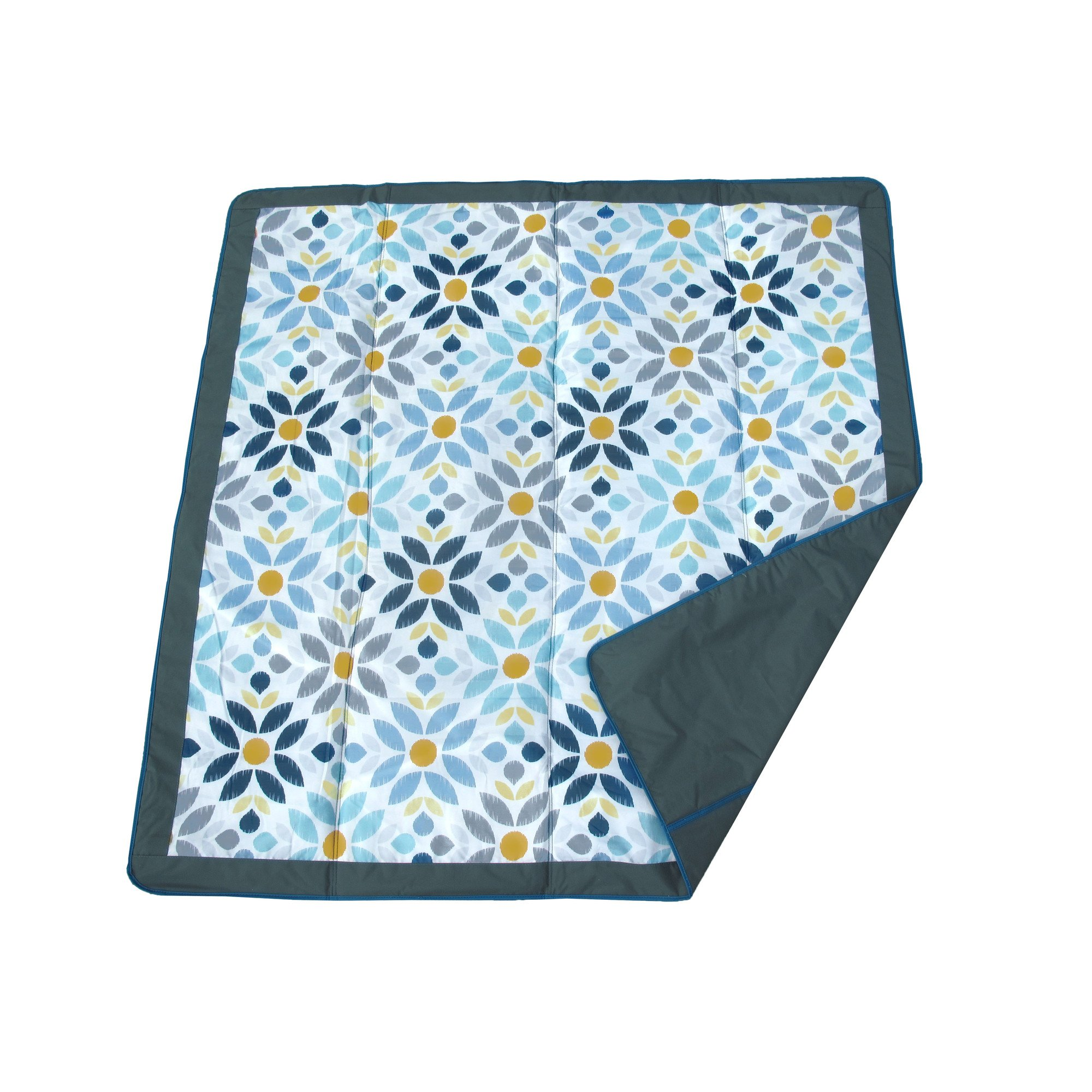 Jj Cole Outdoor Blanket, 5'X'5 Blossom