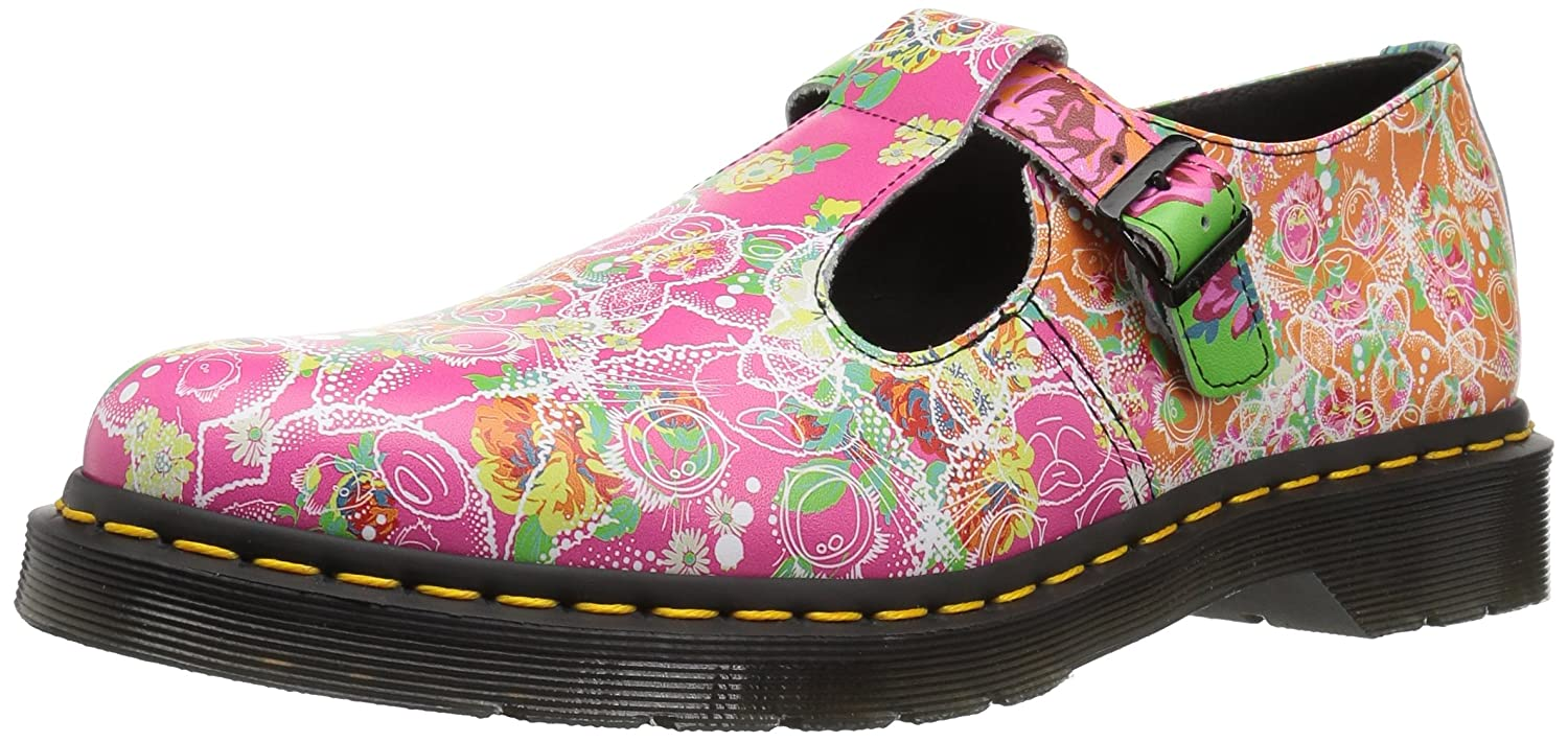 Dr. Martens Women's Polley Daze Fashion Boot B01N6LU82M 4 Medium UK (6 US)|Multi Daze