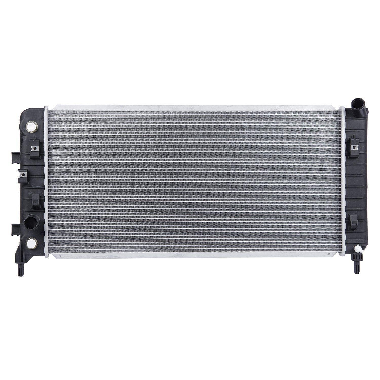 Klimoto Brand New Radiator fits Chevrolet Impala Monte Carlo Buick Allure Lacrosse 3.5L 3.6L 3.9L V6 GM3010484 10344419 92827 040876440234 2827 Q2827 CU2827 RAD2827 DPI2827