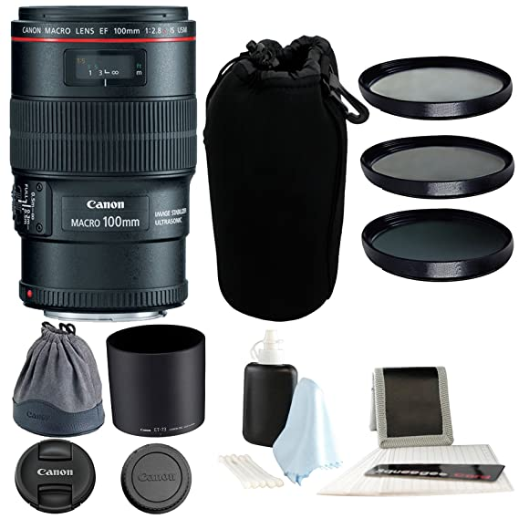 Review Canon EF 100mm F/2.8L