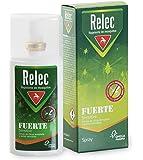 Relec Fuerte Familiar Spray Eficaz Antimosquitos. Sin Olor. Pieles Sensibles. Repelente Mosquitos - 75 ml