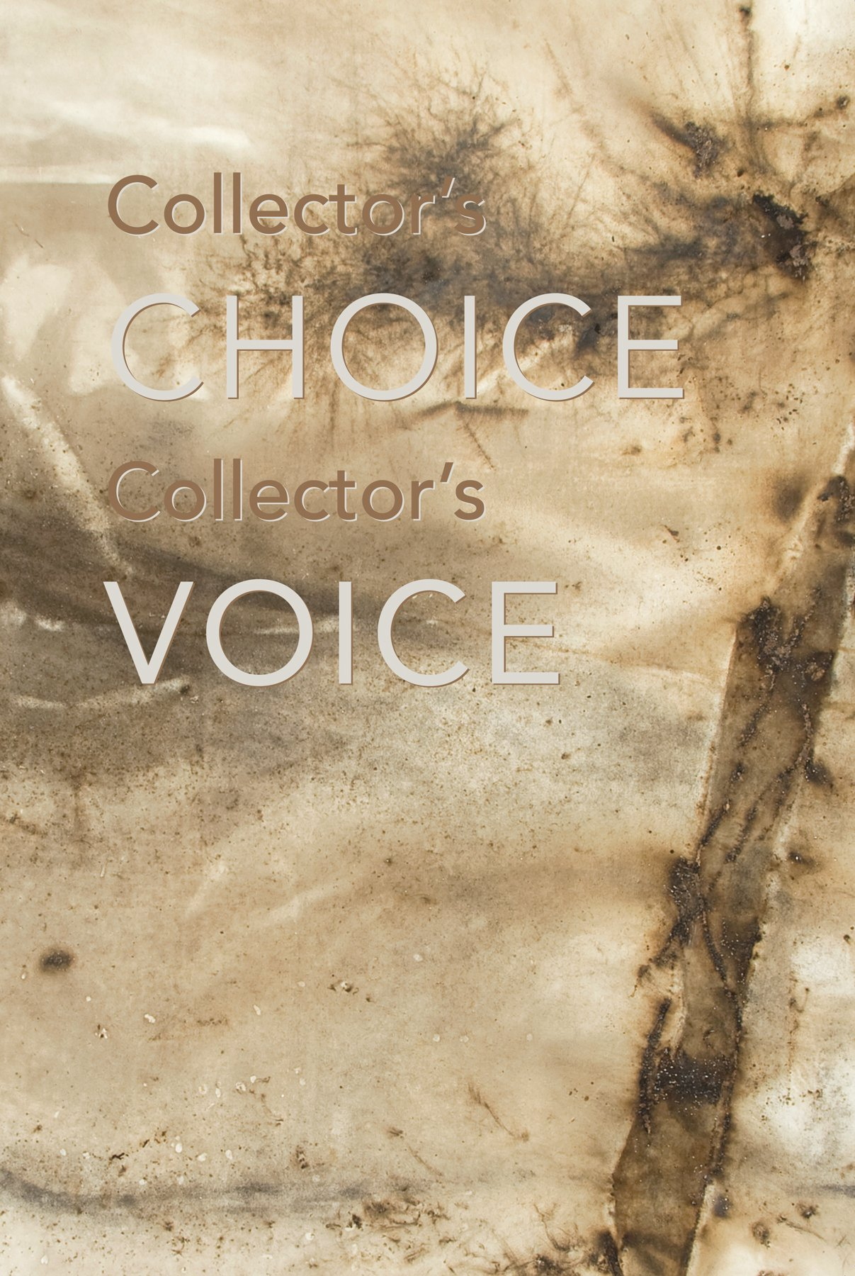 Collector's Choice, Collector's Voice PDF