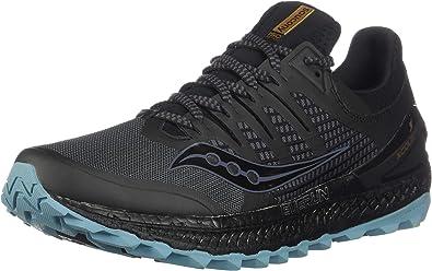 Saucony Xodus ISO 3, Zapatillas de Trail Running para Hombre, Gris ...