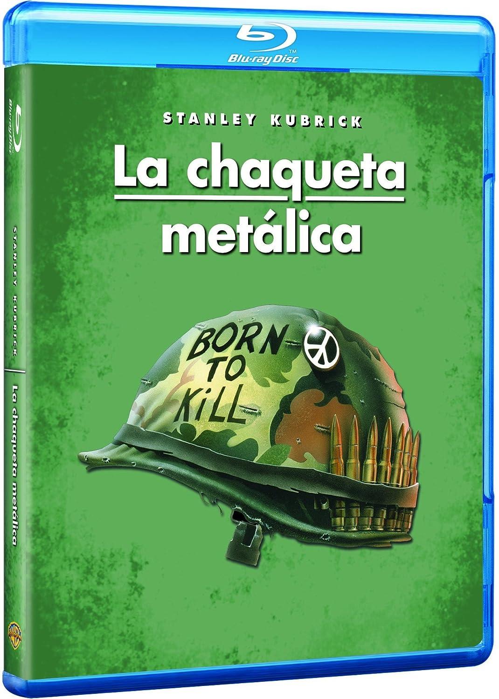 La Chaqueta Metalica Blu-Ray [Blu-ray]: Amazon.es: Matthew ...