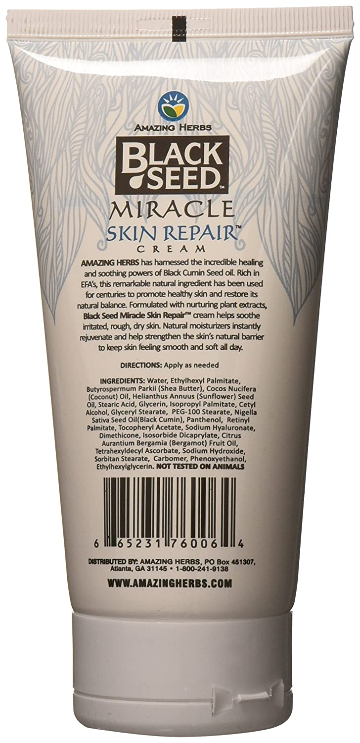 Black Seed,miracle Cream, 2 56 Pound
