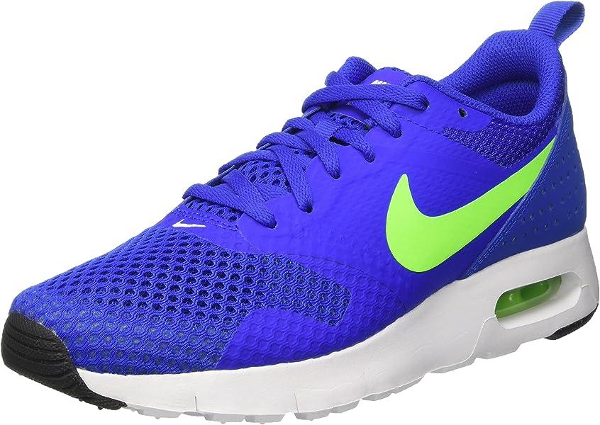 60b47b97b86b Air Max Tavas GS 828569-101 Kids White Shoes. Back. Double-tap to zoom