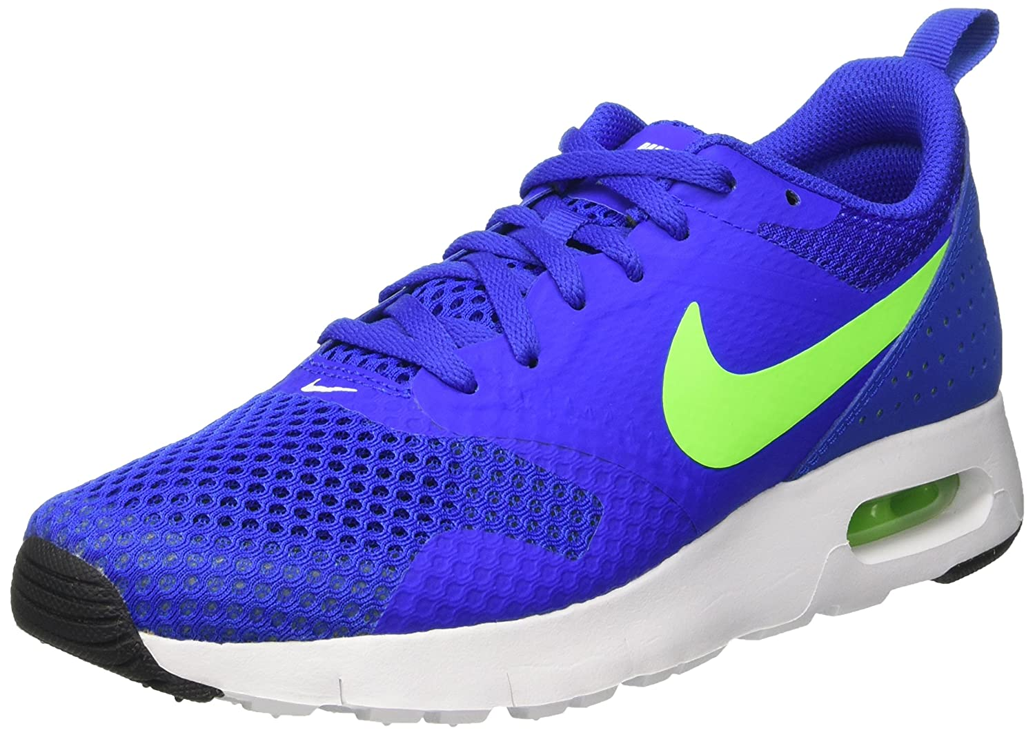 Nike Air Max Tavas BR 828569 (GS) Running Trainers 828569 BR Sneakers Shoes (6.5 D(M) US, racer blue electric green white 431) 6e83d5