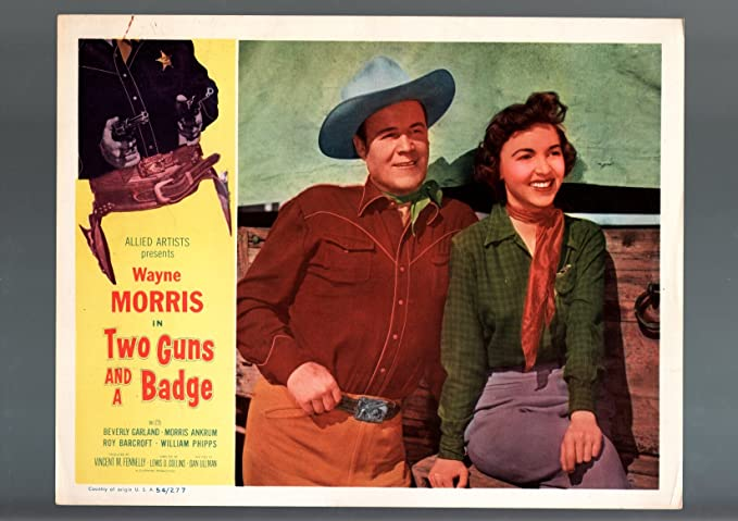 Image result for wayne morris and beverly garland
