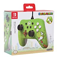 Wired Controller for Nintendo Switch - Yoshi