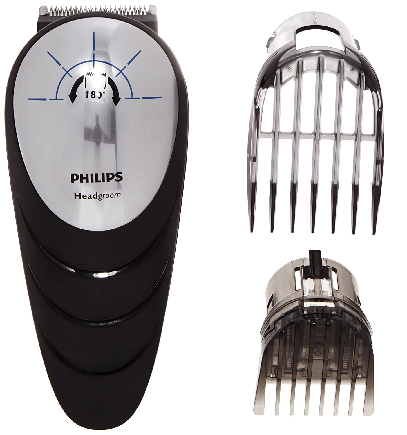 Philips QC5570/32 Electronic Ergonomic Hair Clippers