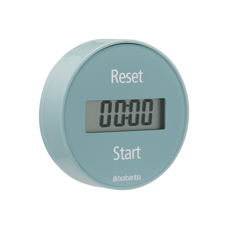 Brabantia Magnetic Digital Kitchen Timer - Mint: Amazon.co.uk ...