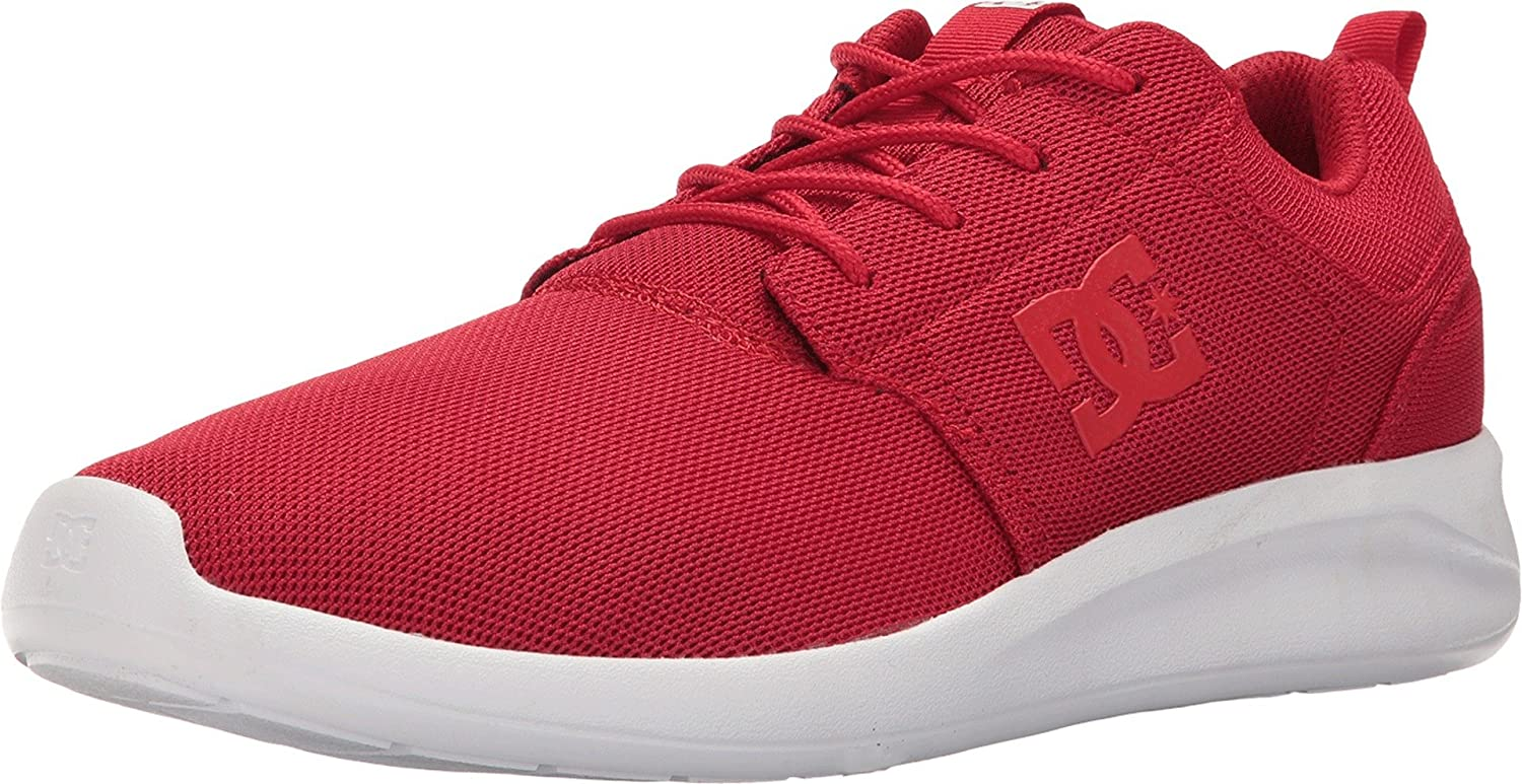 DC Shoes Mens Midway Shoes ADYS700097