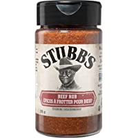 Stubb's, Spice Rub Seasoning, Beef, 151g