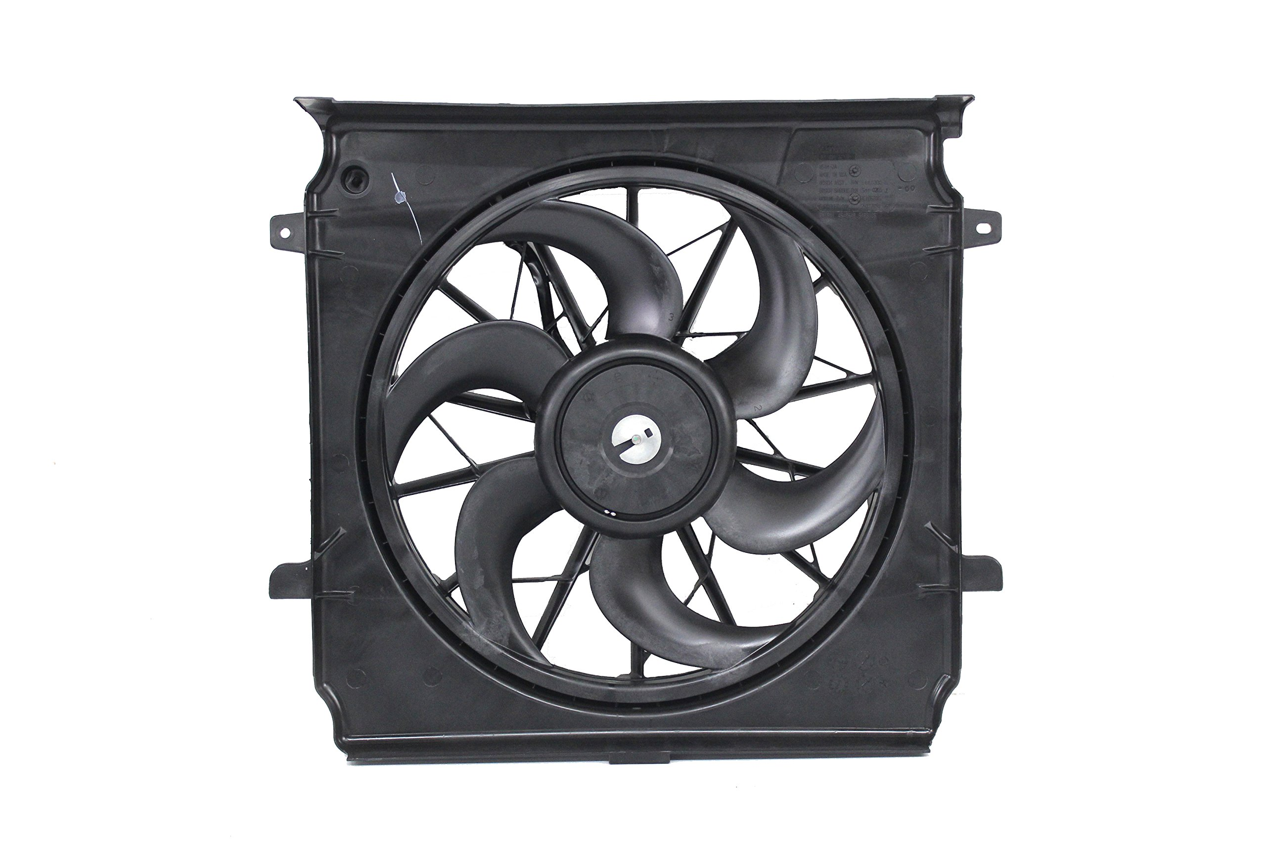 Genuine Chrysler Parts 55037659AA Radiator Cooling Fan Assembly by Chrysler (Image #2)