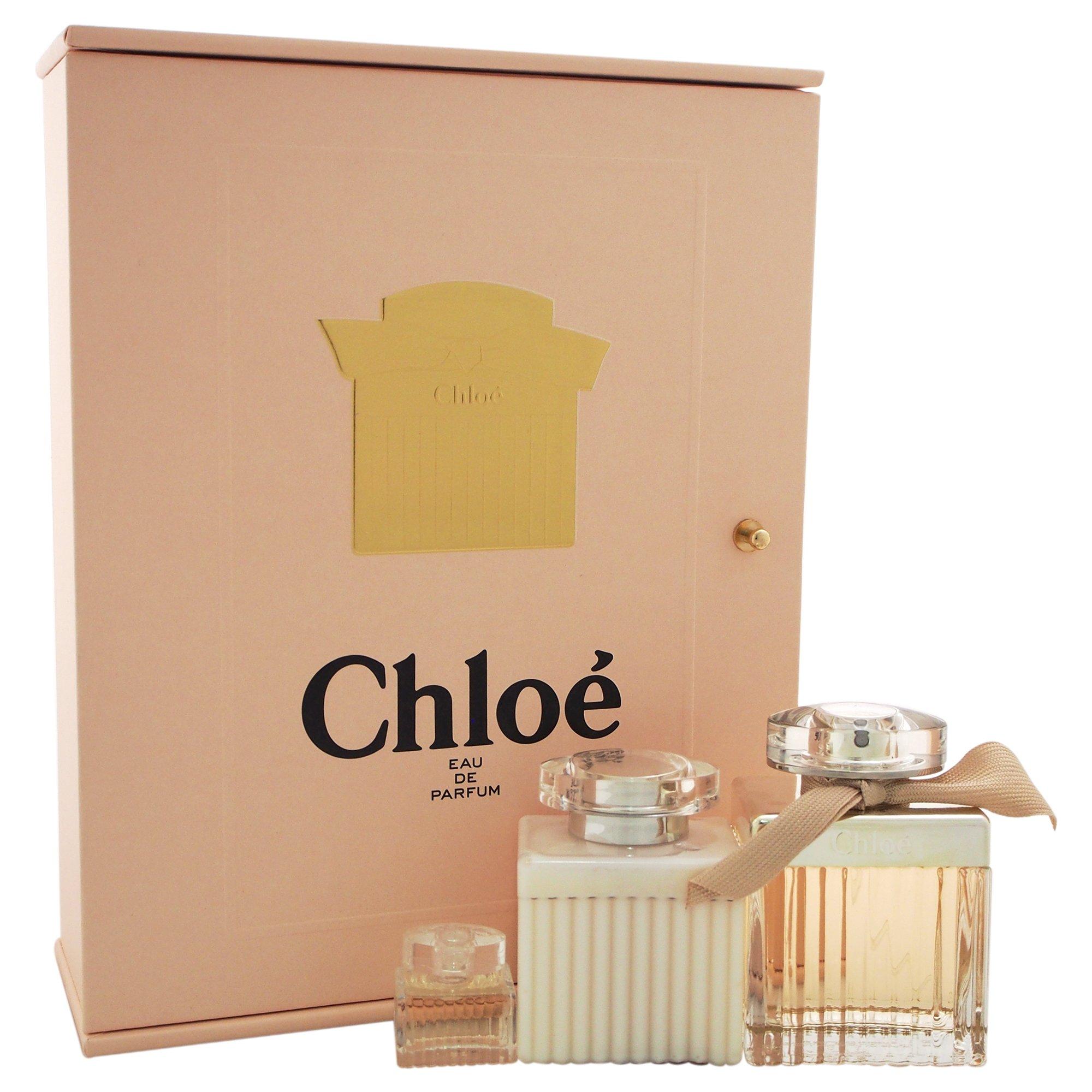 Parfums Chloe Women's Gift Set, 3 Count