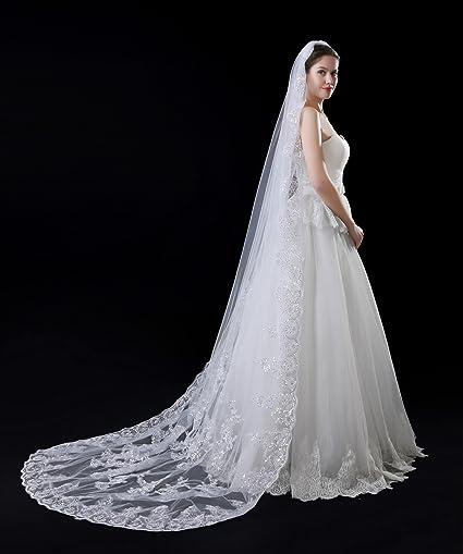 Modelo vestidos de novia con bordados apliques