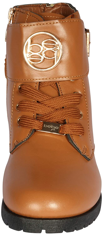 Toddler//Little Girls//Big Girls bebe Girls Classic Combat-Style Boots