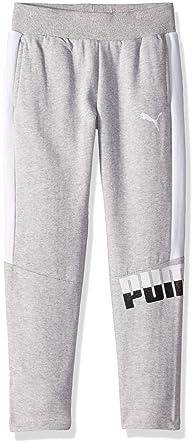 1aa7da286133 Amazon.com  PUMA Girls  Track Pants  Clothing
