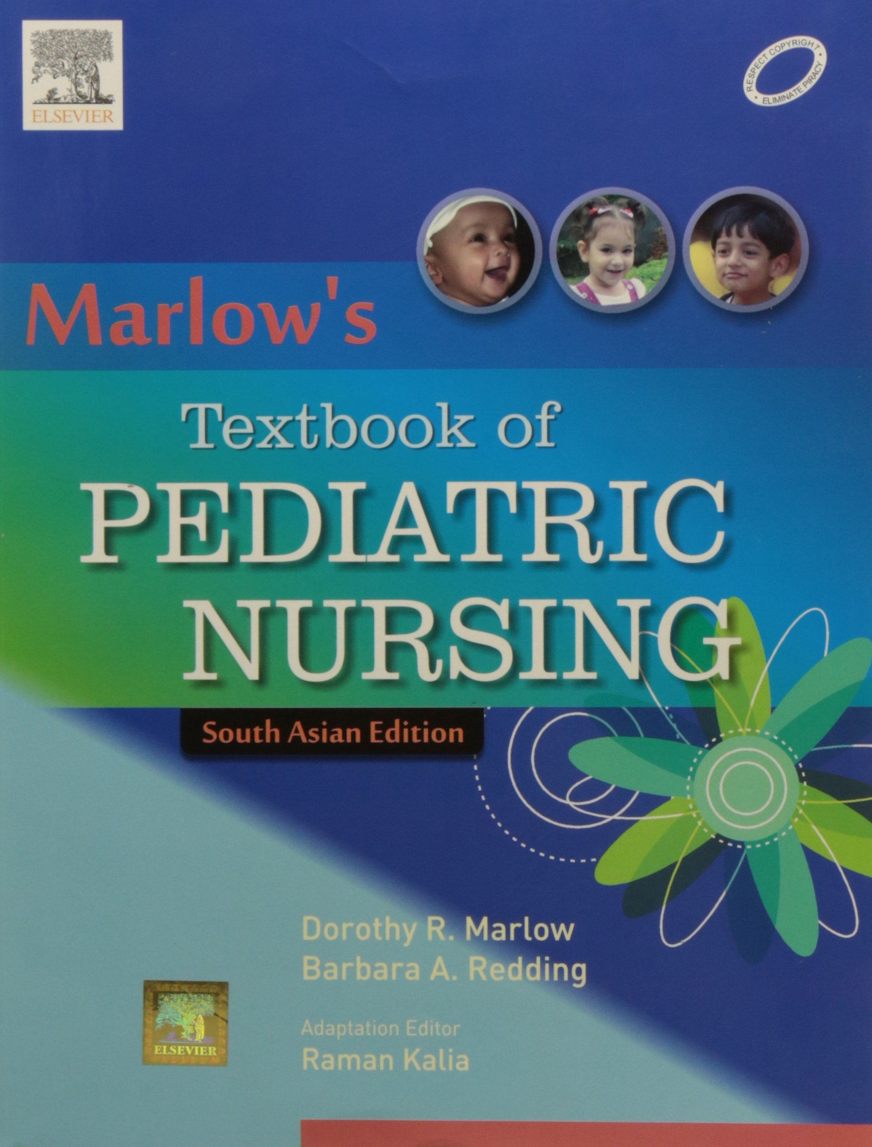 Buy Textbook Of Pediatric Nursing South Asian Edition Adaptation