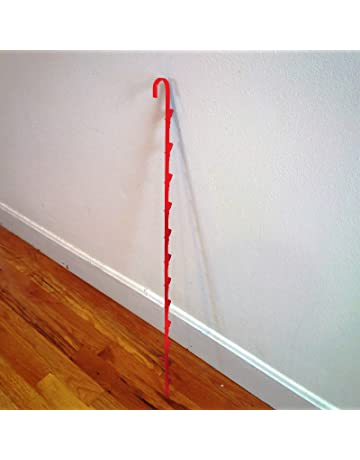 Display strip Clothing wall clip